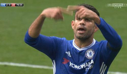 Chelsea: Conte - Costa suýt tẩn nhau ở phòng thay đồ - ảnh 1