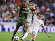 Bóng đá - Chi tiết Real Madrid - Legia: Không may cho Ronaldo (KT)