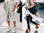 Thời trang - 5 xu hướng giày đang khiến cả Paris náo loạn