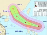"""Tin tức trong ngày - Xuất hiện siêu bão mạnh cấp 17 """"nối đuôi"""" bão Sarika"""