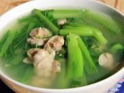 Sức khỏe đời sống - Lý do không nên ăn canh nấu quá chín và ăn khi quá nóng?