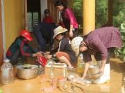Giáo dục - du học - Ngành giáo dục Hương Khê nỗ lực khắc phục trường lớp sau lũ