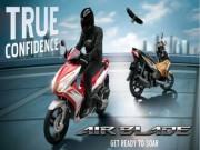 Thế giới xe - Honda Air Blade 125 bị triệu hồi một loạt do lỗi bơm xăng