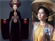 Thời trang - Ngắm quốc phục 'độc nhất' của 4 nhan sắc thi quốc tế