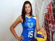 Thể thao - Ngọc Hoa đua tài Sao bóng chuyền: Lá chắn thép Brazil (P1)