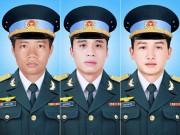 Tin tức trong ngày - Thăng quân hàm 3 phi công hy sinh trên máy bay gặp nạn
