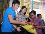 Ca nhạc - MTV - Thuỷ Tiên ủng hộ bà con vùng lũ số tiền chỉ sau Phan Anh