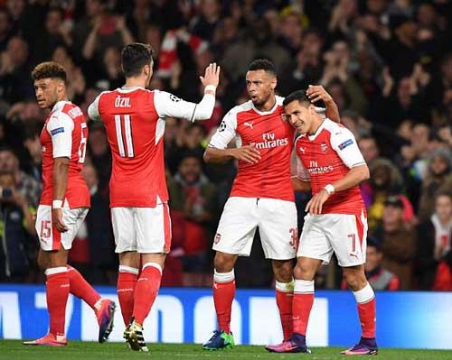 Arsenal – Ludogorets: Tha hồ bắn phá - ảnh 1