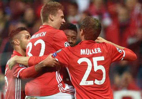 Bayern Munich - PSV: Hàng công thăng hoa - ảnh 1