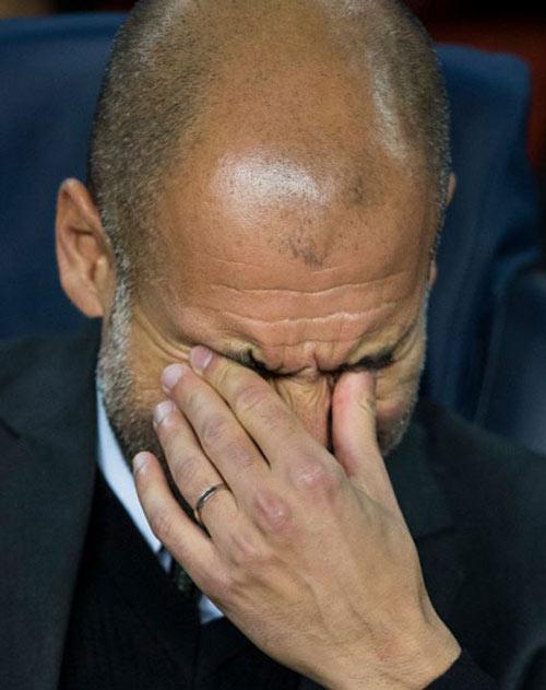 Bị Barca quần tả tơi, Pep thừa nhận Man City dưới cơ - ảnh 1