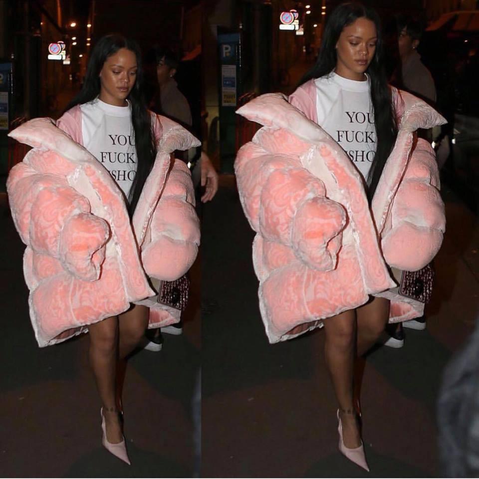 Hậu chia tay bạn trai, Rihanna ngày càng nóng bỏng - ảnh 5
