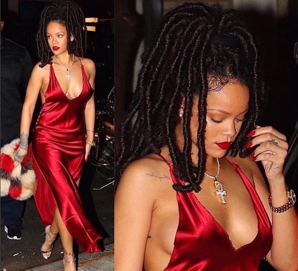 Hậu chia tay bạn trai, Rihanna ngày càng nóng bỏng - ảnh 9