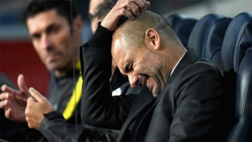 """Man City thua đau Barca, Pep bị """"lột mặt nạ"""""""