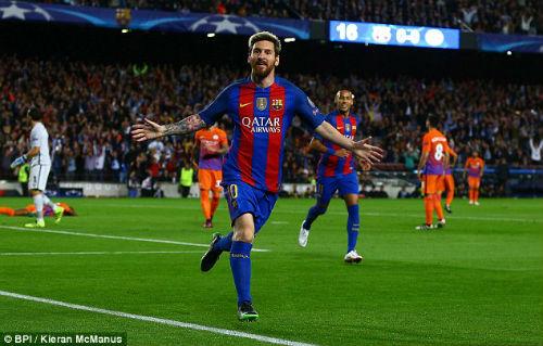 Các đại gia NHA không xứng để Messi khoác áo