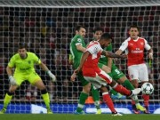 "Bóng đá - Arsenal – Ludogorets: Tha hồ ""bắn phá"""