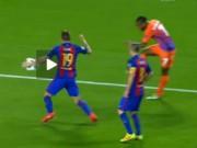 Bóng đá - Tranh cãi: Man City mất 11m trước Barca?