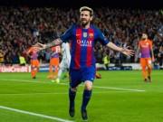 Cup C1 - Champions League - Hủy diệt Man City - Pep, Messi lập hàng loạt kỉ lục