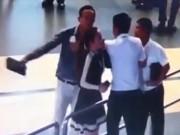Tin tức trong ngày - Cán bộ Sở GTVT nói gì về clip đánh nữ nhân viên hàng không?