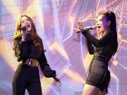 Ca nhạc - MTV - Màn song ca trị giá 50 triệu của Thu Minh, Hà Hồ