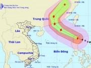Tin tức trong ngày - Biển Đông sắp đón siêu bão Haima