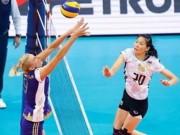 Thể thao - Bóng chuyền thế giới: Ngọc Hoa tỏa sáng, chơi hay nhất đội nhà