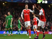 Bóng đá - Arsenal – Wenger thăng hoa: Những ngày đẹp trời