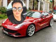 """Ô tô - Ferrari F12 Berlinetta giá gần 20 tỷ đã về tay Cường """"đô-la"""""""