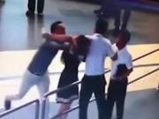 Tin tức trong ngày - Nữ nhân viên hàng không bị đánh: Tôi rất hoang mang!