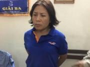 Tệ nạn xã hội - Chân dung bà trùm ma túy đi xe hơi thủ súng bên người
