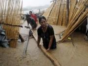 Thế giới - Sau Sarika, siêu bão Haima đổ bộ Philippines
