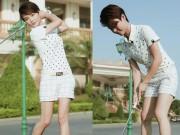 Phim - Choáng với sở thích chơi golf tốn kém của nữ MC đài VTV