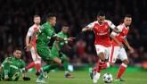 "Arsenal – Ludogorets: Tha hồ ""bắn phá"""