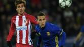 Rostov - Atletico Madrid: Người hùng quen thuộc