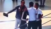 Cán bộ Sở GTVT nói gì về clip đánh nữ nhân viên hàng không?