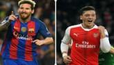 Đọ hat-trick Messi – Ozil: Tinh hoa của bóng đá đẹp