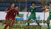 Chi tiết U19 Việt Nam – U19 Iraq: Vỡ òa cảm xúc (KT)