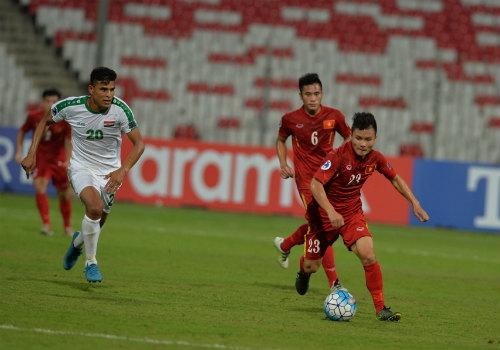 U19 Việt Nam – U19 Iraq: Vượt ngưỡng cửa lịch sử - 1