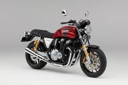 Honda CB1100RS kết hợp hài hòa cổ điển và thể thao