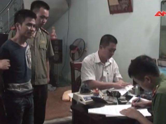 Kho hung khí trong 'hang ổ' của trùm ma túy Lạng Sơn