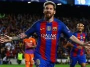Bóng đá - Không thắng được Barca, Man City mời chào Messi