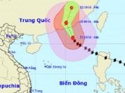 Tin tức trong ngày - Vietnam Airlines đổi lịch trình 10 chuyến bay do bão Haima