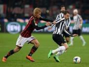 Bóng đá - Trước V9 Serie A: Milan đấu Juventus, tái hiện thời vàng son