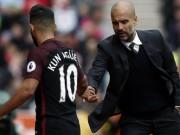 Bóng đá - Biến ở Man City: Pep sẽ loại bỏ Aguero như Joe Hart