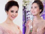 MC Thụy Vân gợi cảm nổi bật giữa dàn hoa - á hậu