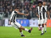 Bóng đá - Sao Juventus sút phạt tuyệt đỉnh top 5 vòng 8 Serie A