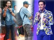 Thời trang - Phan Anh giản dị đi từ thiện, khác xa khi làm MC
