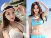 """Bạn trẻ - Cuộc sống - """"Nóng rẫy"""" với ảnh bikini của hot girl đẹp nhất xứ Hàn"""