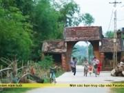 Du lịch - Đá ong ở làng cổ Vân Lôi