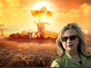 """Thế giới - Bà Clinton """"lỡ"""" tiết lộ bí mật tên lửa hạt nhân Mỹ"""