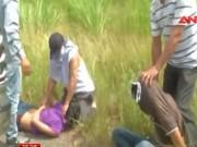 """Video An ninh - Mật phục 3 người Lào """"ôm"""" 13.000 viên ma túy vào VN"""